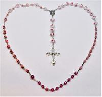 BC0046 - Marian Apparition Breast Care Rosary