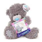 "Me To You 7"",Tatty Teddy SPECIAL MOMENTS FRAME Plush"