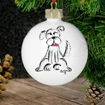 Personalised - Pet Dog Bauble