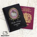 Personalised Passport Holder Hello Kitty