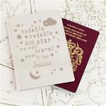 Personalised Passport Holder Twinkle Twinkle