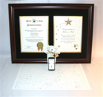 3. Exclusive Special Star Framed