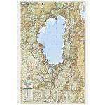 1. Lake Tahoe Basin Map