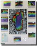 Bathymetry and Selected Perspective View of Lake Tahoe - sheet two