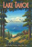 2. Lake Tahoe Riding, Boating, Swimming...