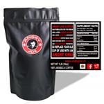 Angry Joe Supplement Coffee (bulk order-3 1lb bags)