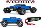 Arrma Big Rock 3S BLX 4x4 1/10 Monster Truck 3S Bundle (7600)