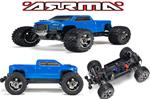 Arrma Big Rock 3S BLX 4x4 1/10 Crew Cab Monster Truck