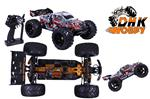 DHK Zombie 1/8 4x4 Brushless Monster Truck ARR