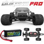 Dukono Pro 1/10 Brushless 4x4 Monster Truck 3S Bundle