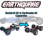 Backdraft to Earthquake Conversion