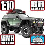 Everest Gen7 PRO 4x4 1/10 Crawler - Green