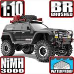 Everest Gen7 PRO 4x4 1/10 Crawler - Black