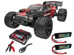 *Shredder 1/6 Scale Brushless Monster Truck RTR Bundle