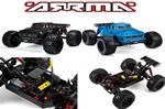 Arrma Notorious 6S BLX Brushless RTR 1/8 Monster Stunt Truck