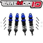 Terremoto 10 Replacement Shocks Set (Lowers for Stability)