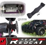 T-Bone Team Redcat MT8E/BE6S Front Basher Bumper & Chassis Cover Set