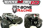 Terremoto 10 T-Bone Racing Front and Rear Bumper Set