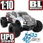 Volcano EPX Pro 4x4 Brushless Monster Truck & Aluminum Kit