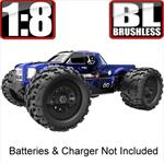 Landslide XTE ARR 1/8 Scale Brushless Monster Truck