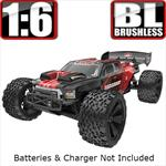 Shredder 1/6 Scale Brushless Monster Truck