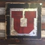 2x2 Utah Metal - Red/Bright/Black