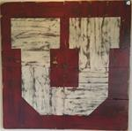 Utah Block U 3'x3' Wallboard
