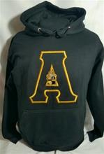Symbols Sweatshirt with Hood
