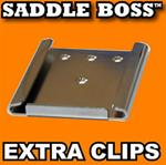 Saddle Boss Mounting Clip