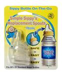 6. Flipple's Simple Sippy Replacement Spouts