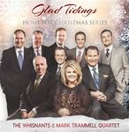 01. Glad Tidings CD - Home for Christmas Series | The Whisnants & The Mark Trammell Quartet