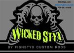 "WickedStyx - Casting Rod   6'10"" Light - Fast Action"