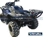 Front & Rear Bumpers + Side Bars Set for ATV Yamaha Grizzly 550 / 700 (2011-2015)