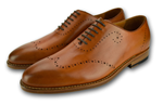 Armin Oehler Savannah Shoe - Saddle Tan