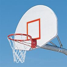 Outdoor Basketball Playground System