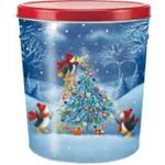 Christmas Tree 3.5gl Tin