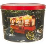 Popcorn Cart 2 gal Tin