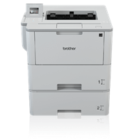 Brother Workhorse HL-L6400DWT Mono Printer