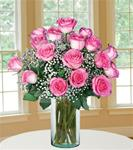 18 Long-Stem Roses Bouquet