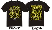 Iowa Fans Tailgate - Short Sleeve