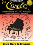 Intermediate Music Workbook - Teachers' Edition The Help Book