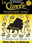 Beginner Music Workbook - Teachers' Edition The Help Book