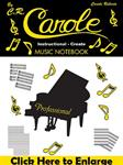 Music Notebook, Instructional-Create