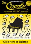 2. Beginner Music Workbook - Teachers' Edition The Help Book