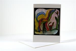 "The ""Deloox"" greeting card set"