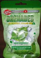 Grenades Wild Spearmint 30 count
