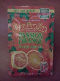 Hawaiian Sun Passion Orange Powder Drink Mix - 1 - 4.44 oz packet