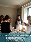 4. ITEI Tea Blending