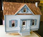 Country Cottage Dollhouse Kit