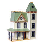 Lilliput Apple Blossom Dollhouse Kit
